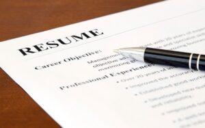 تقویت رزومه برای شرکت در آزمون مصاحبه دکتری